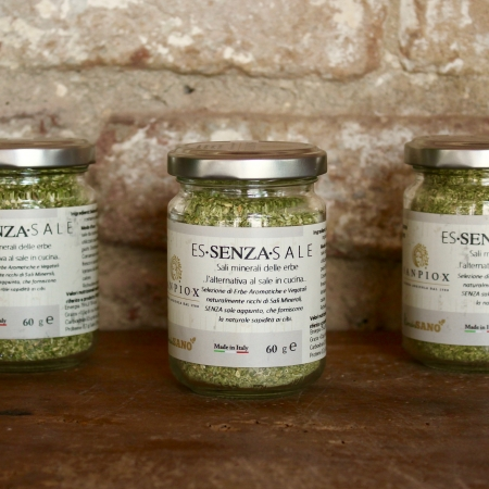 ES·SENZA·SALE Mineral Salts of Herbs